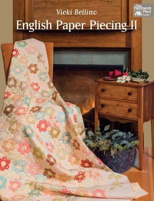 English paper piecing II, Vicki Bellino