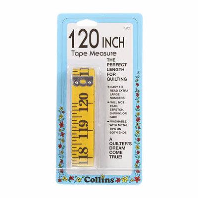 Centimeter lengte 300cm / 120 inch