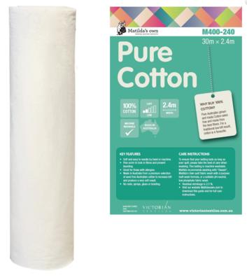Matilda's own Pure Cotton