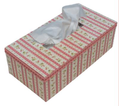 Tissue doos, kartonnage pakket