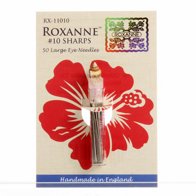 Roxanne Sharps naainaalden maat 10 (50 stuks)