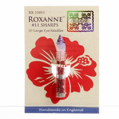 Roxanne Sharps naainaalden maat 11 (50 stuks)
