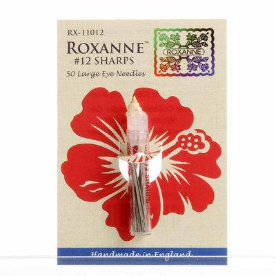 Roxanne Sharps naainaalden maat 12 (50 stuks)