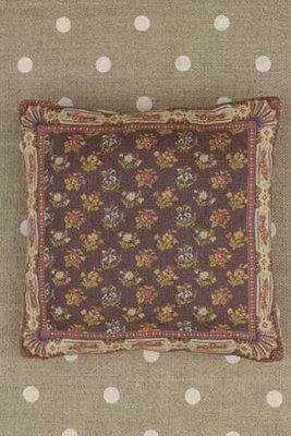 Maison Sajou Queen's Tapestry pakket voor klein kussen