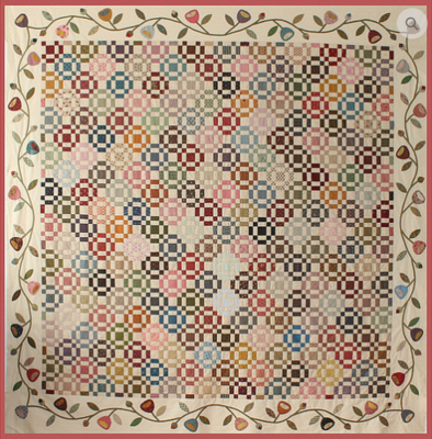 Patroon: Switch!, Ellie's Quiltplace, EQP