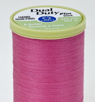 Coats Dual Duty kleur 1840 Hot Pink