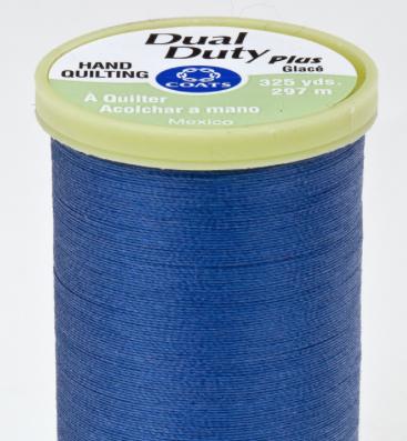 Coats Dual Duty kleur 4470 Yale Blue