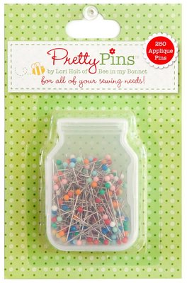 Pretty Pins Applique spelden