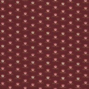 EQP Contemporary Classics rood bloemetje
