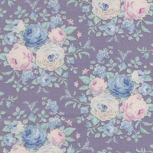 Tilda Old Rose paars roos