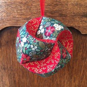 Workshop Kerst ornament bal 25 november middag