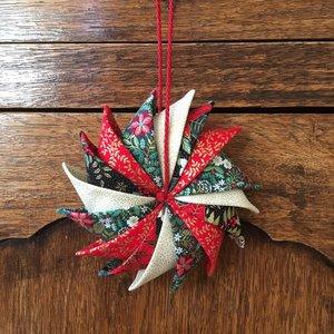 Workshop Kerst ornament molentje do 21 november ochtend