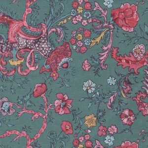 Dutch Heritage Indira Collection groen bloem