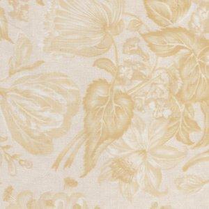 Windham Fabrics Edith ecru grote bloem