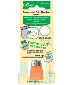 Clover Protect and Grip vingerhoed small