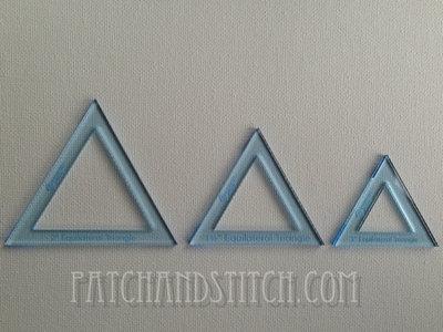 Imprezzio Template gelijkzijdige driehoek