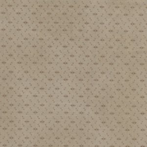 Windham Fabrics Manor House Upstairs taupe werkje