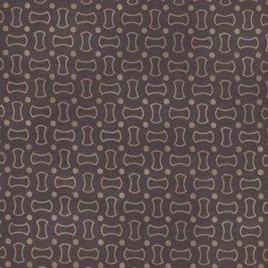 Windham Fabrics Manor House Upstairs taupe geometrisch figuur