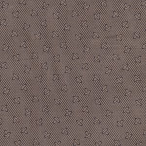 Windham Fabrics Manor House Upstairs taupe blaadje