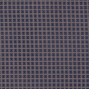 Windham Fabrics Manor House Upstairs blauw ruitje
