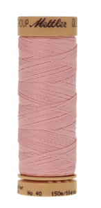 Mettler Quilting Waxed 0647 baby roze