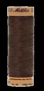 Mettler Quilting Waxed 0712 bruin