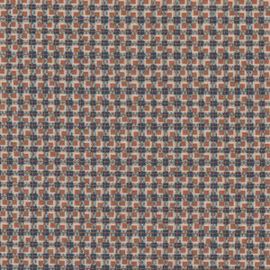 Penny Rose Fabrics Houghton Hall blauw blokje