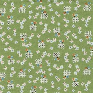 Penny Rose Fabrics Toy Chest 2 groen hekje