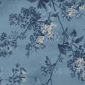 Andover Blue Sky blauw grote bloem