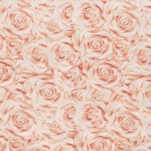Quilting Treasures Dan Morris oranje roos