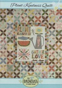 Patroon: Plant Kindness Quilt, Natalie Bird, The Birdhouse