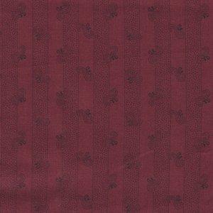 Windham Fabrics Kindred Spirits Sisters rood streepje