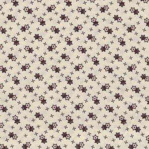 Windham Fabrics Kindred Spirits Sisters ecru sterretje