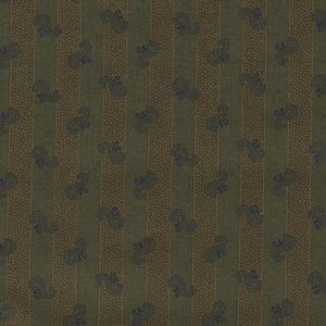 Windham Fabrics Kindred Spirits Sisters groen streepje