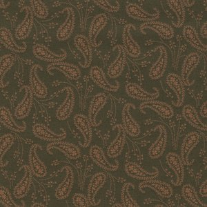 Windham Fabrics Kindred Spirits Sisters groen paisley