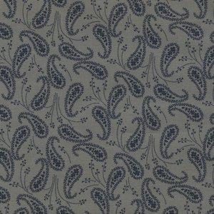 Windham Fabrics Kindred Spirits Sisters blauw paisley