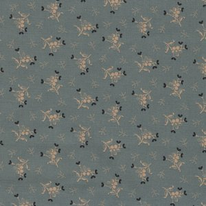 Windham Fabrics Kindred Spirits Sisters blauw werkje