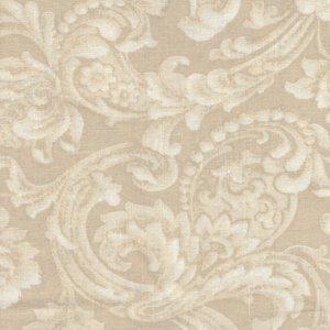 Windham Mary's Blenders ecru scroll