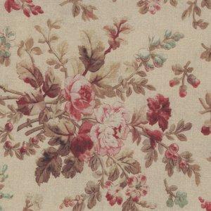 Windham Quilt Back ecru met rozen