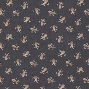 Windham Fabrics Clayton grijs ecru werkje