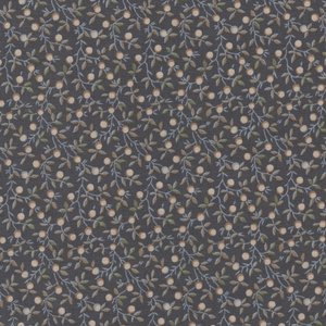 Windham Fabrics Clayton grijs ecru besje