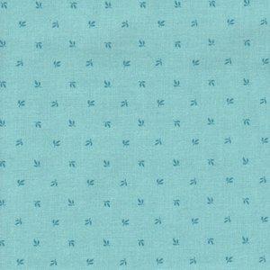 Windham Fabrics Susannah blauw werkje