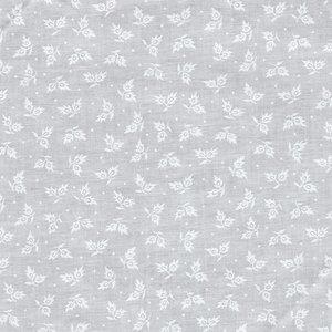 Basic collectie wit met wit knopje