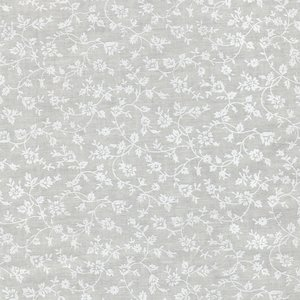Basic collectie ecru met wit takje