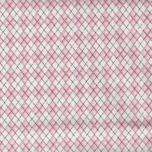Maywood Studio Forrest Friends roze ruitje