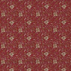 Windham Fabrics Larisa rood werkje