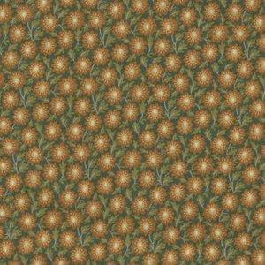 Andover Sequoia Edyta Sitar groen bloemetje