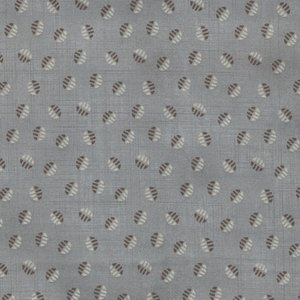 Windham Fabrics Farmhouse Living grijs ovaal