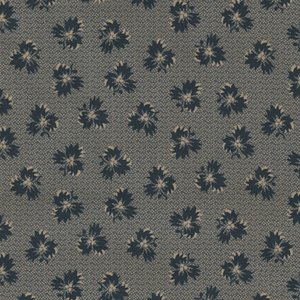 Windham Fabrics Farmhouse Living blauw blad