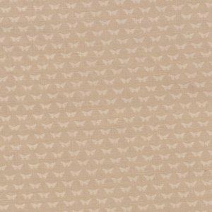 Marcus Fabrics Impromptu ecru vlinder